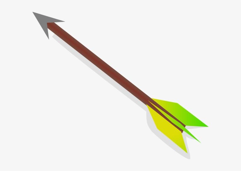 Arrow Clipart Bow And Arrow.