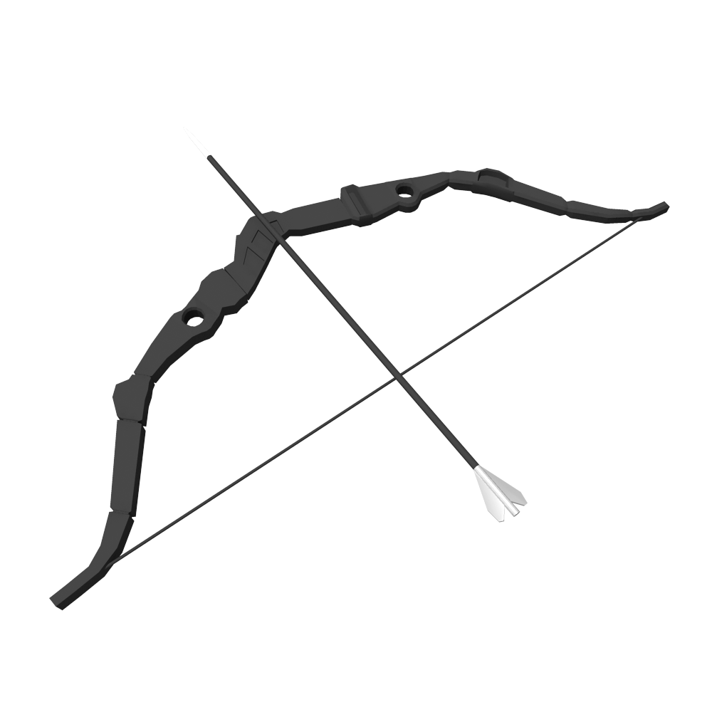 Bow and arrow PNG Images.