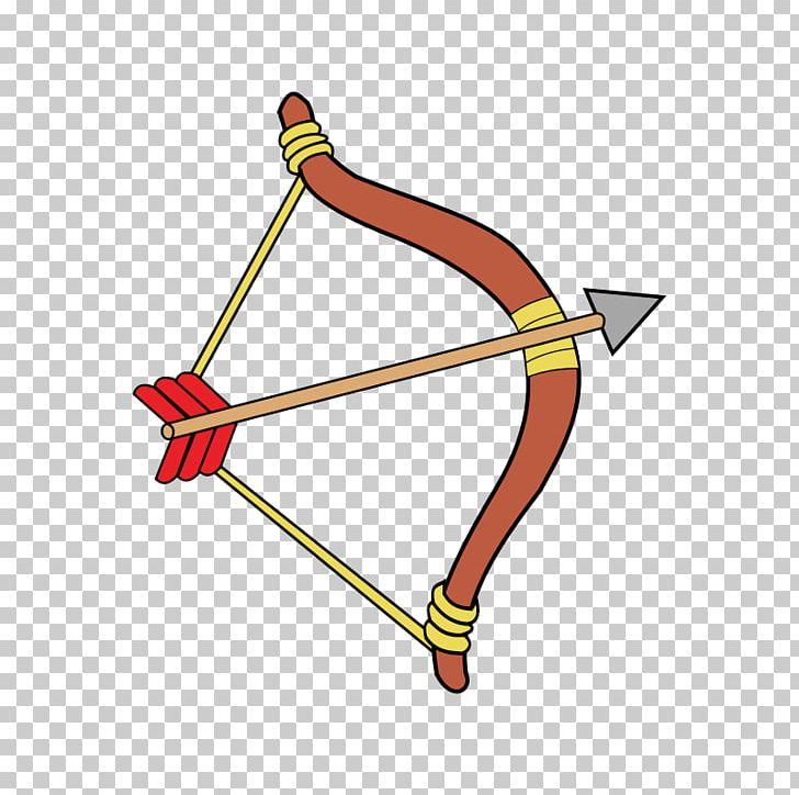 Bow And Arrow Indian Arrow PNG, Clipart, Angle, Archery, Area, Arrow.
