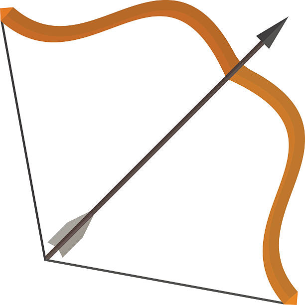 Best Bow And Arrow Illustrations, Royalty.