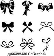 Bow Clip Art.