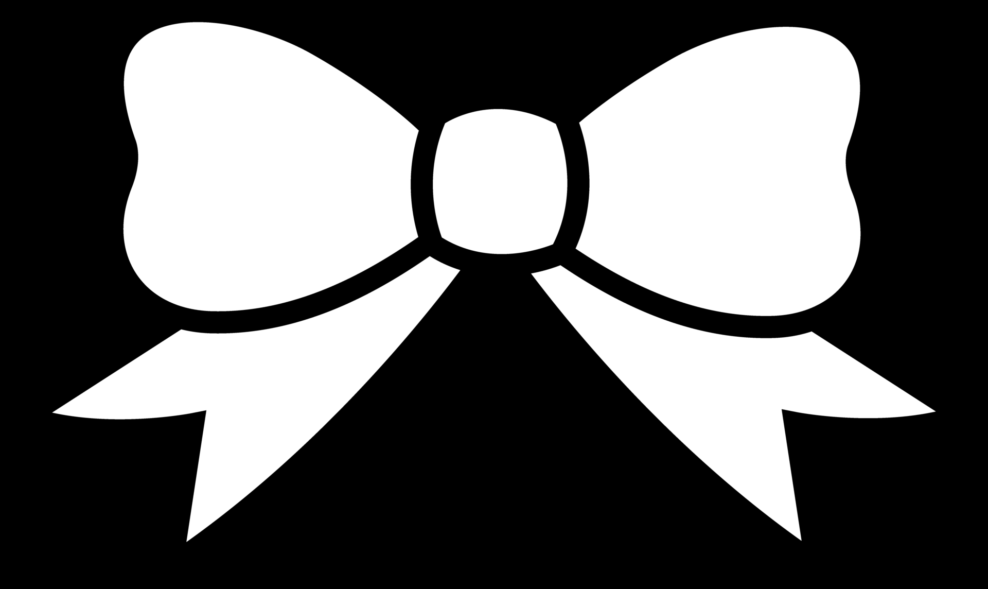 Minnie Mouse Hair Bow Clip Art.