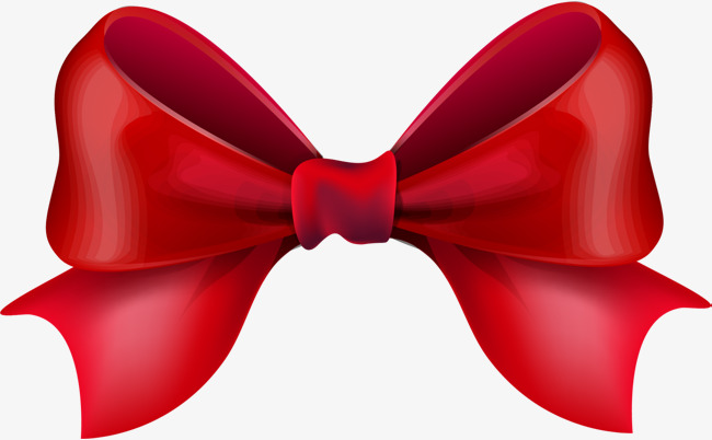 Red Cartoon Bow Tie, Cartoon Clipart, Bow Clipart, Tie Clipart PNG.