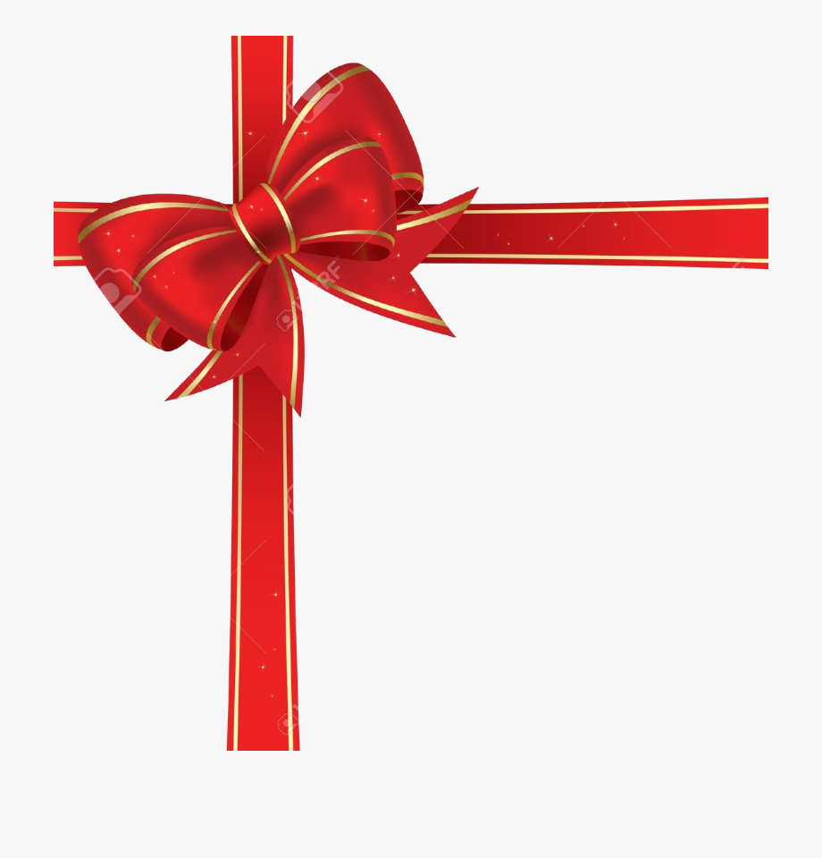 Christmas Bow Transparent Png.