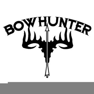 Deer Hunter Clipart.