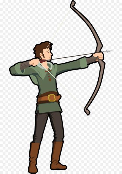 Archery Bow and arrow Hunting Clip art.