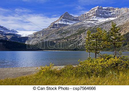 Stock Image of Portal Peak.