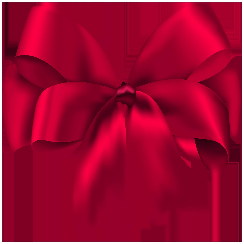 Ribbon Gift Clip art.