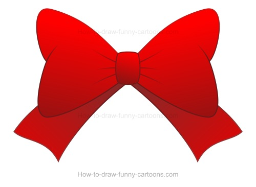 Bow shaped strip lighting clipart #17