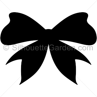 Bow Silhouette.