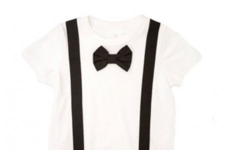 Suspenders Clipart.