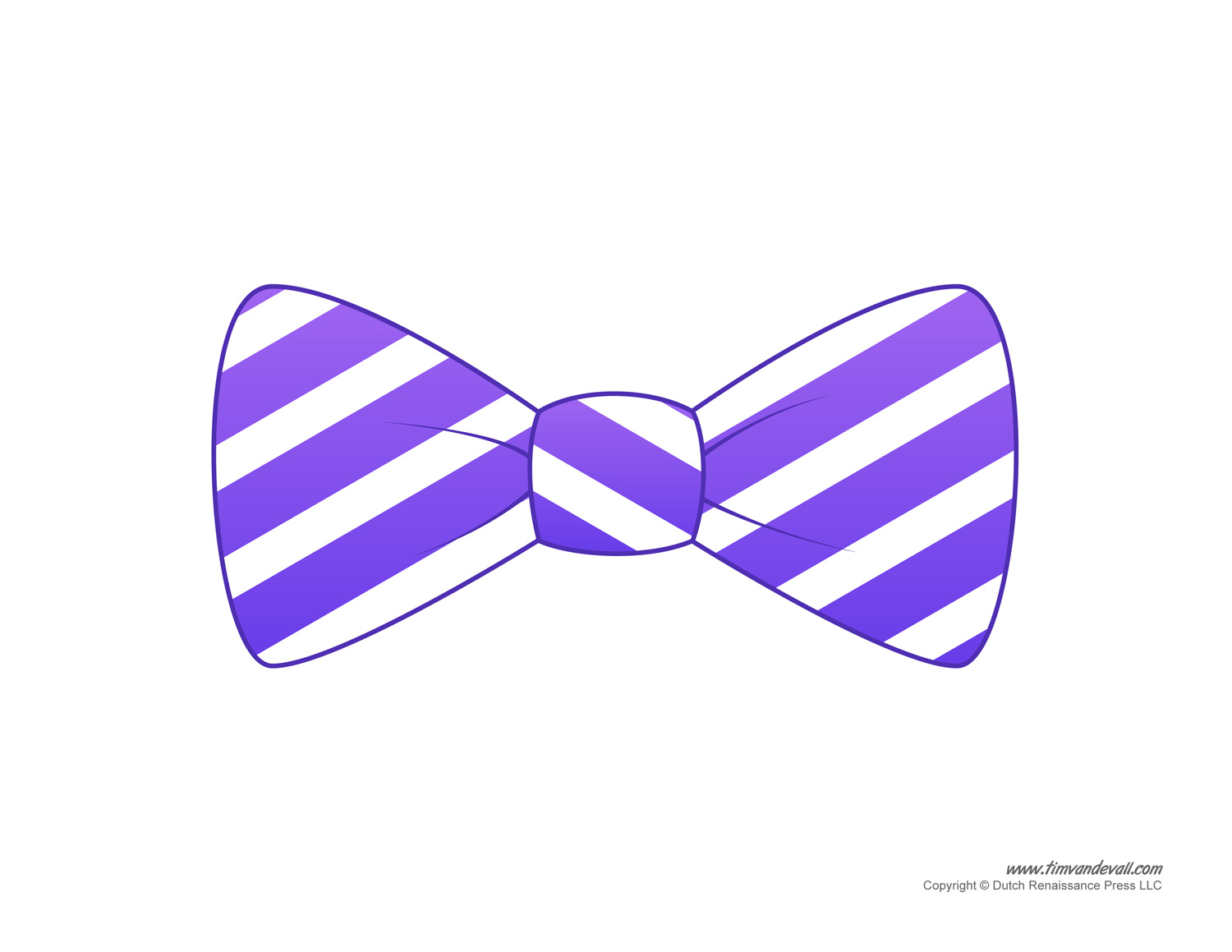 Paper Bow Tie Templates.