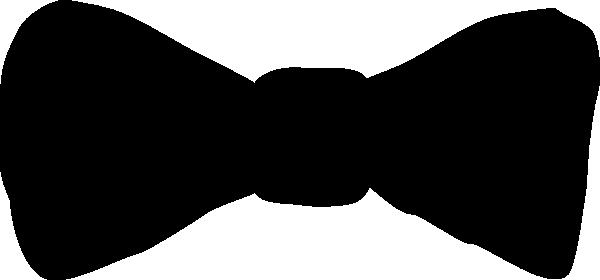 Black Bowtie Clip Art at Clker.com.