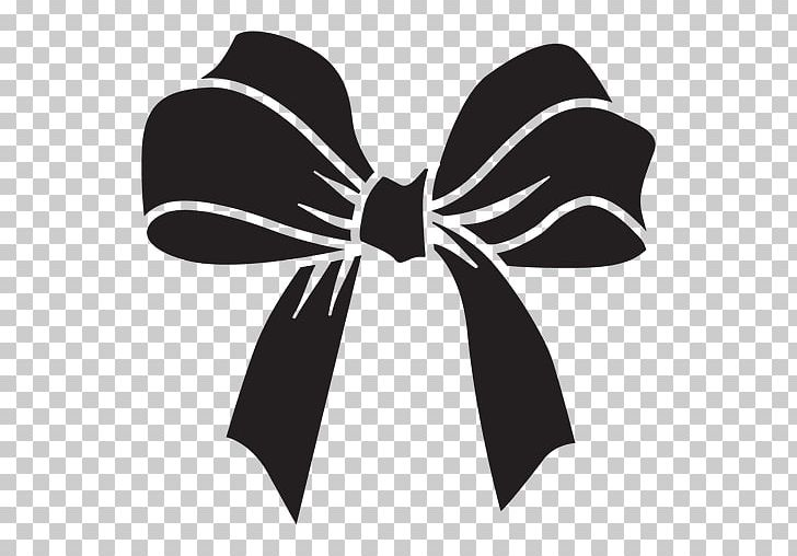 Bow Tie Black And White PNG, Clipart, Black, Black And White, Black.