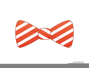 Red Bow Tie Clipart.
