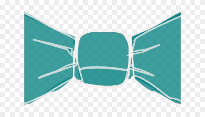 Turquoise Bow Tie Clipart, HD Png Download.