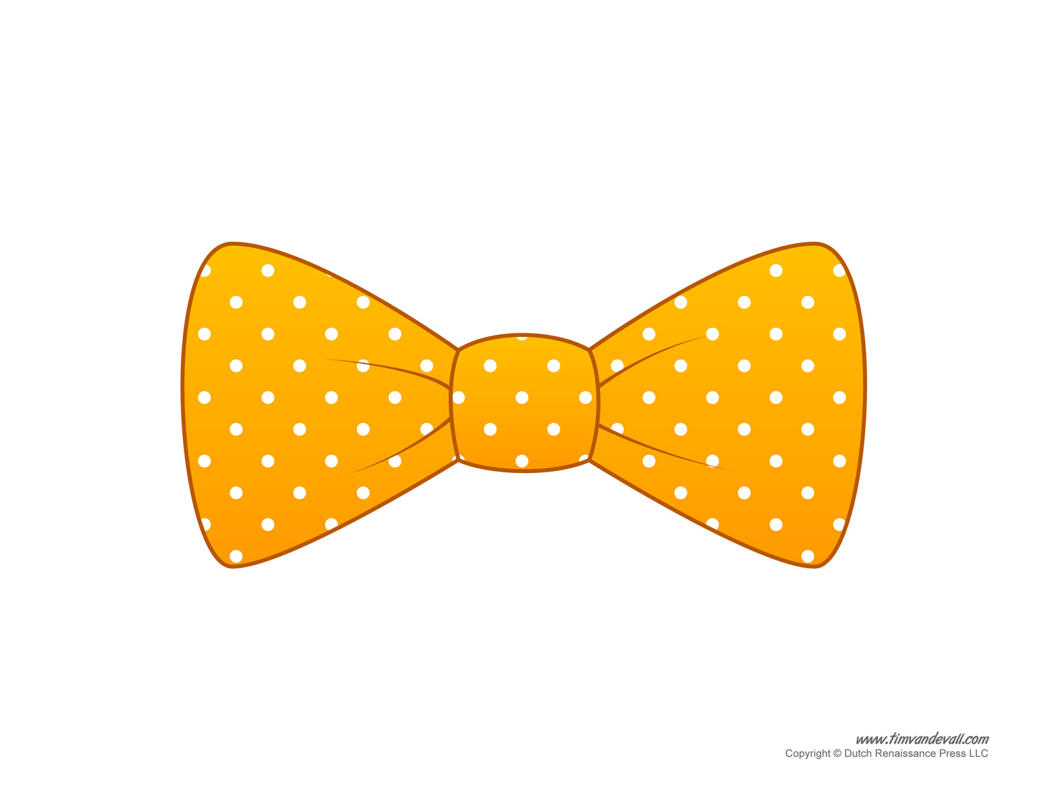 Bow Tie Outline Clipart Clipground