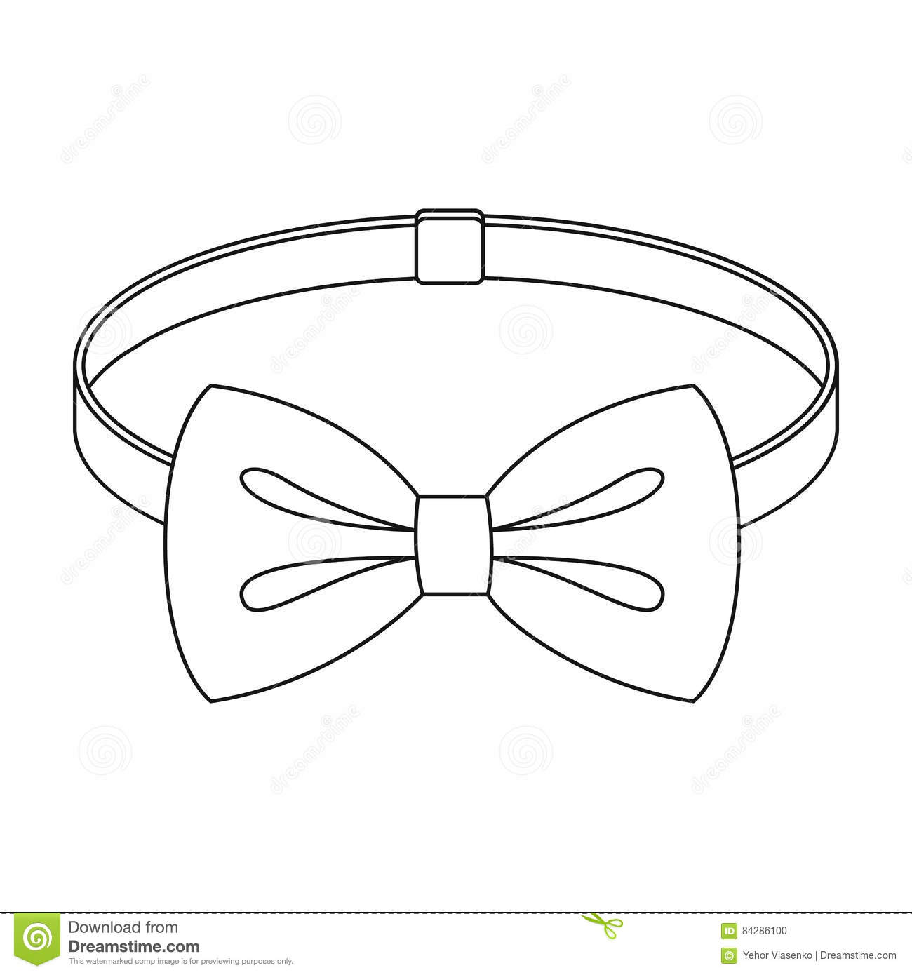 bow tie outline clipart - Clipground for Tie Clip Art Black And White  568zmd