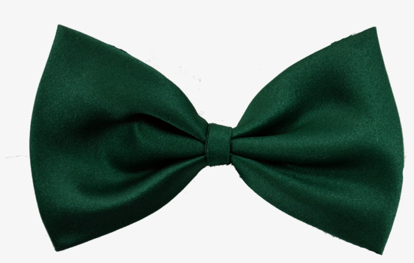 Green Bow Tie Png.