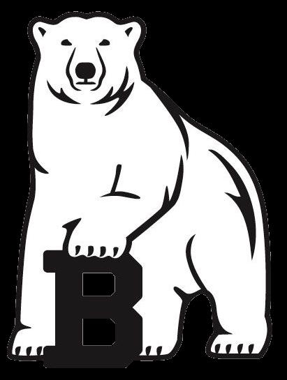 The Bowdoin Polar Bears.