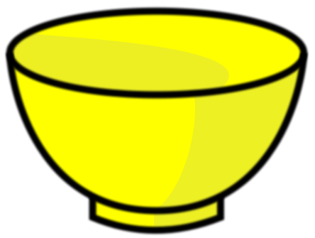 Bowls clipart free.