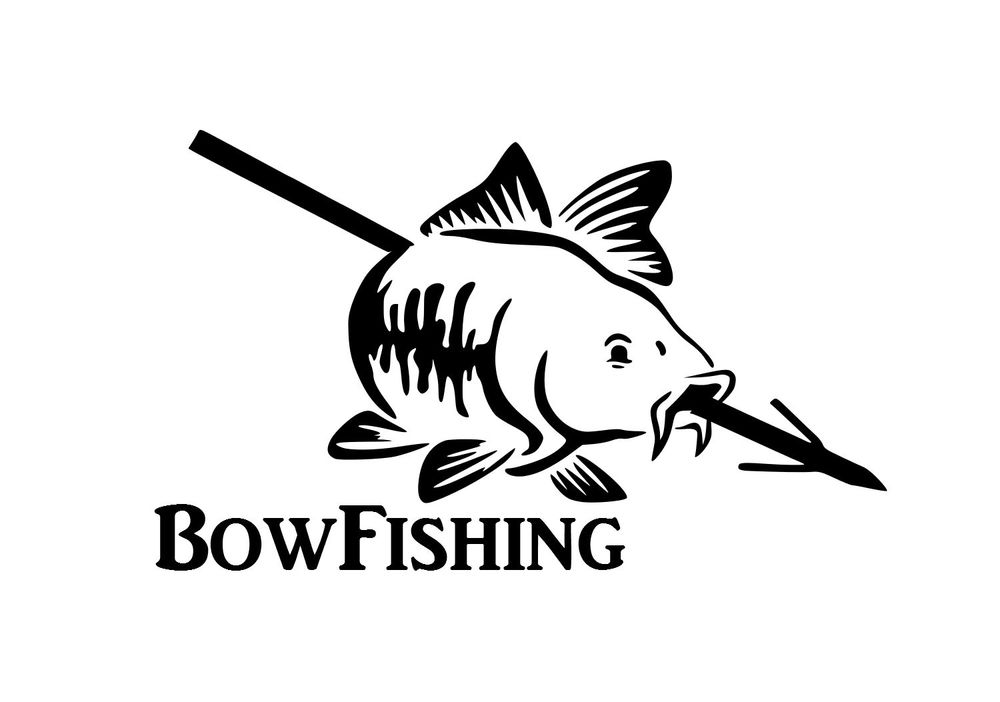Bowfishing Arrow Cliparts.