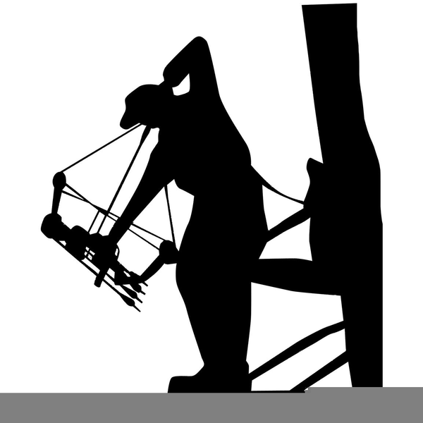 Bowhunter Clipart.