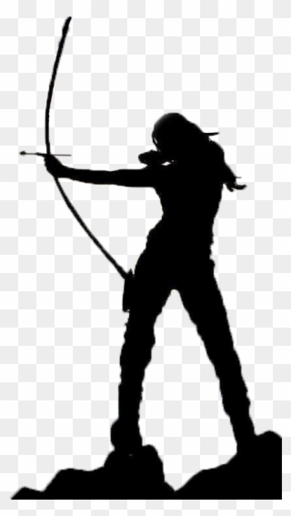 Free PNG Bowhunter Clip Art Download.