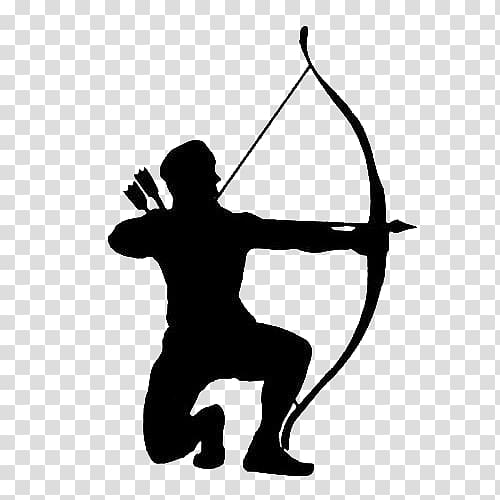 Bowhunter transparent background PNG cliparts free download.