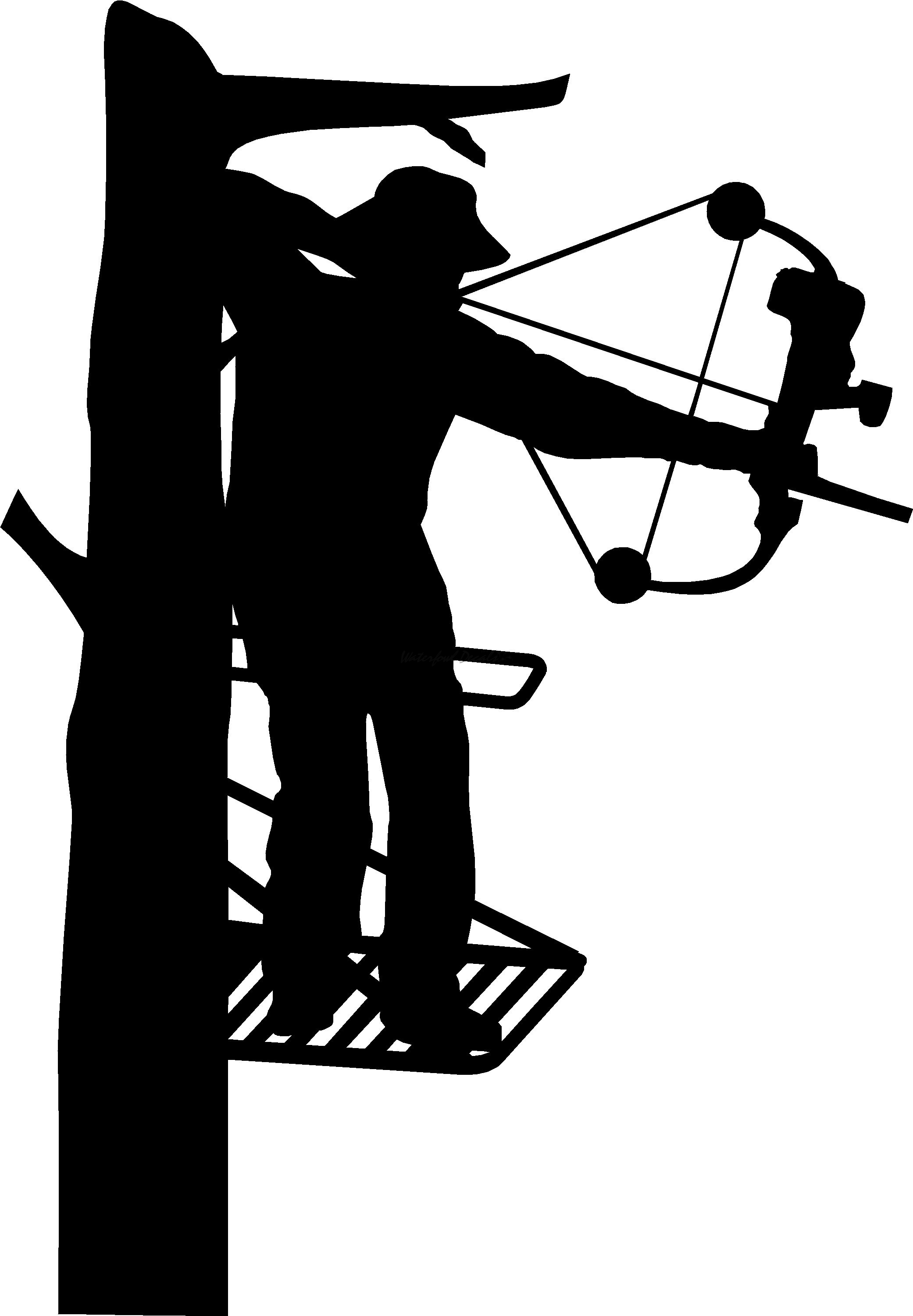 Bowhunter clipart 8 » Clipart Station.