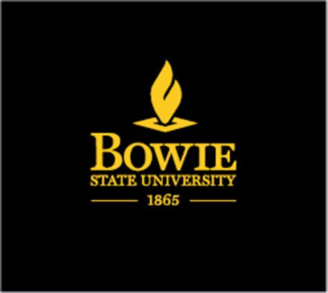 Bowie state university Logos.