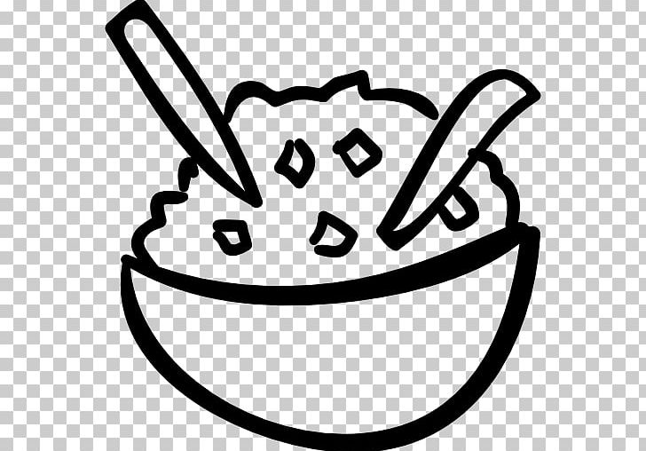 Bowl Rice Animation PNG, Clipart, Animation, Black And White, Bowl.