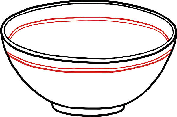 Best Ceramic Bowl Illustrations, Royalty.