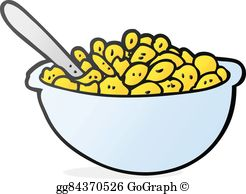 Bowl Cereal Clip Art.