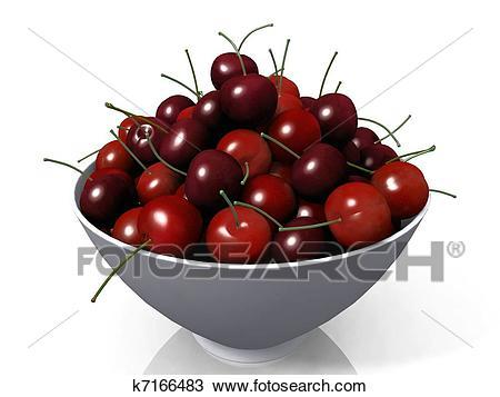 Bowl of cherries clipart 5 » Clipart Portal.