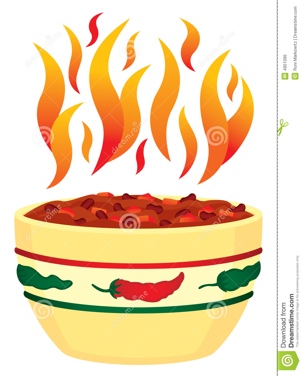 Bowl of chili clipart 4 » Clipart Station.