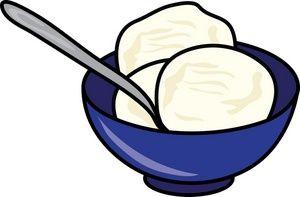 Ice Cream Clipart Image.