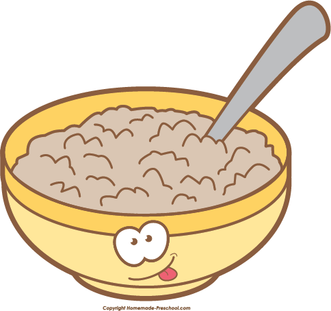 Oatmeal Clipart Group with 67+ items.