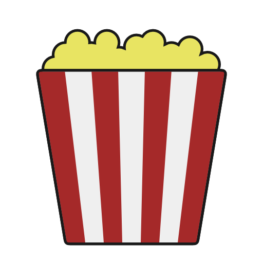 Popcorn Bowl Png Clipart 3.