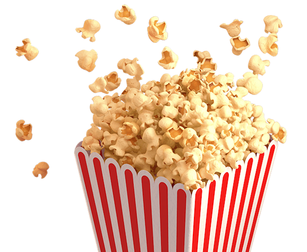 Popcorn Bowl Png Clipart 15.