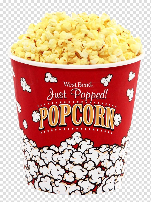 WestBend popcorn, West Bend Popcorn maker Bucket Bowl, Popcorn.