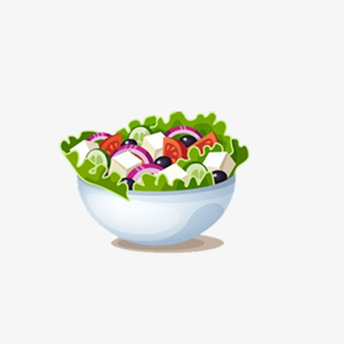 Salad bowl clipart 4 » Clipart Station.