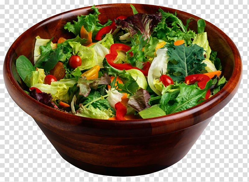 Fruit salad Leaf vegetable Bowl, salad transparent.