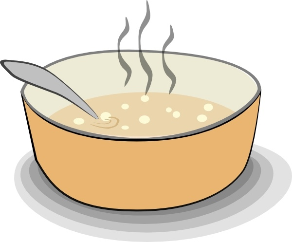 Soup clip art Free vector in Open office drawing svg ( .svg.