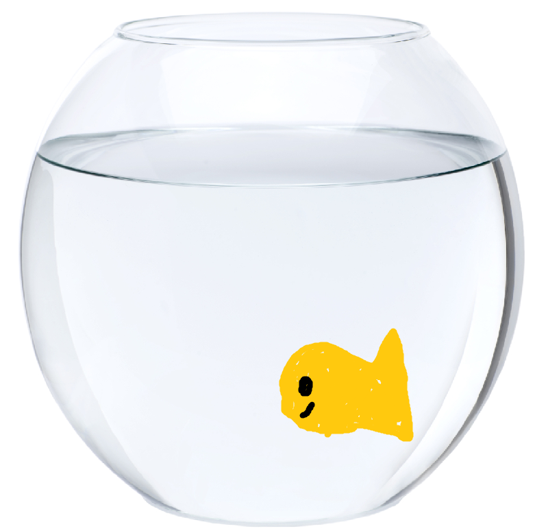 Download Free png Image Fish bowl.png.