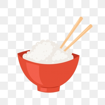 Rice Bowl PNG Images.