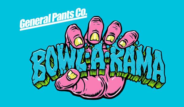 General Pants BOWL.