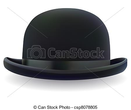 Bowler hat Illustrations and Clipart. 3,613 Bowler hat royalty.