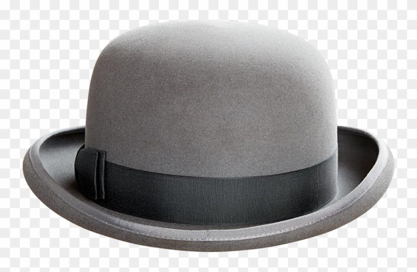 Bowler Hat Png, Transparent Png.