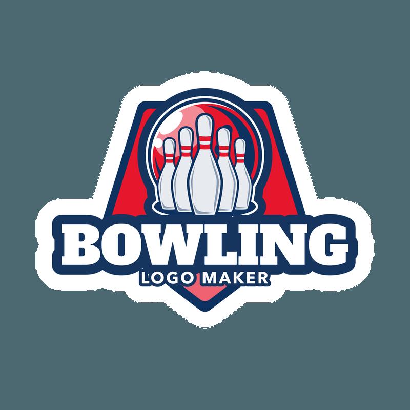 Make Winning Logos with our Bowling Logo Maker.